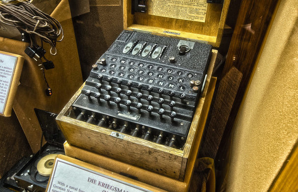 UNCLASSIFIED//FOR OFFICIAL USE ONLY: Cryptologic Museum Photos Individual Display Exhibits